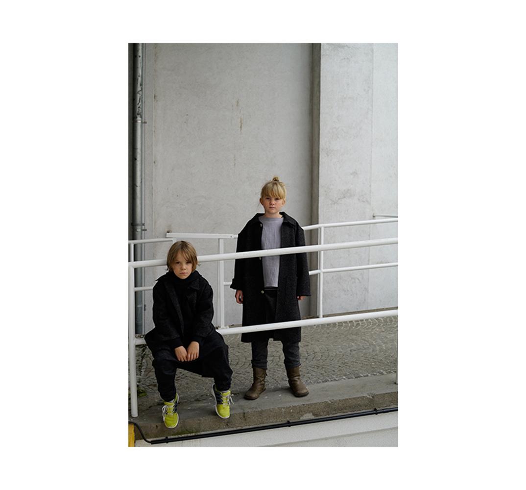 Me in Wien Winter 2017 Kinder Outdoor Jacken und Hosen