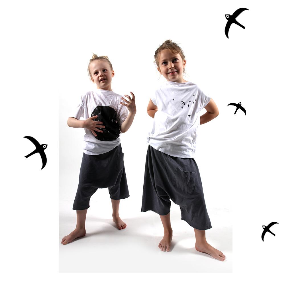 Me in Wien Sommer 2015 Kinder Shirts und Hosen