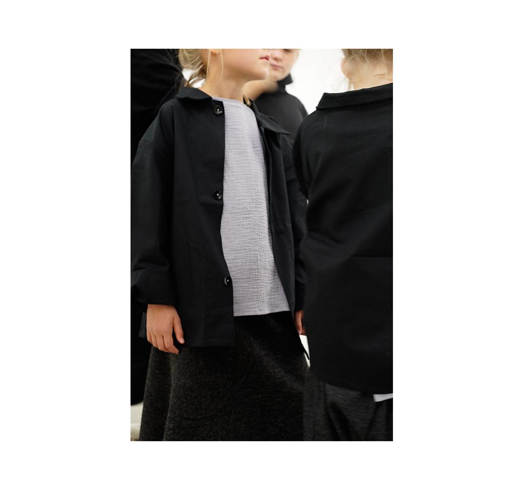 Me in Wien Winterkollektion 2017 Kinder Jacke und Shirt